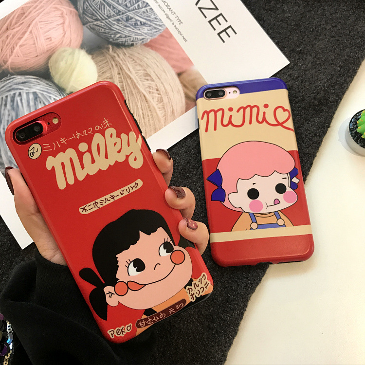 Japanese Cartoon Characters iphone case