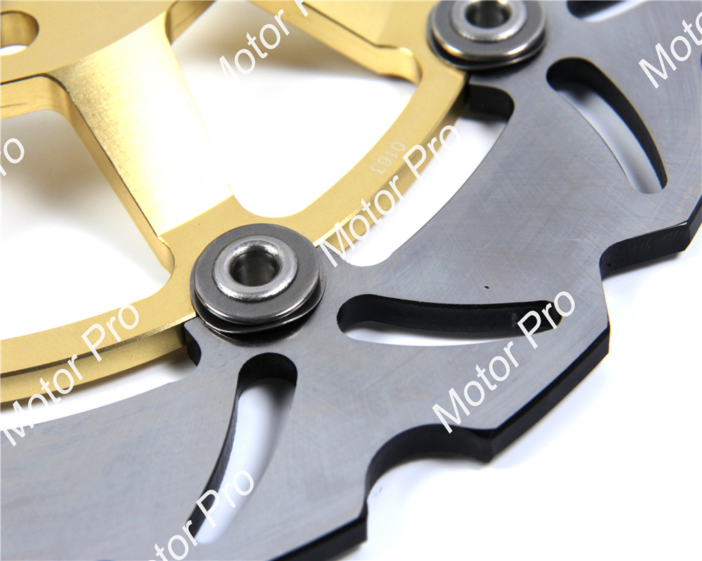 GSX 400 For Suzuki GSX400 INAZUMA 1986 - 1993 Front Brake Disc Disk Rotor 1987 1988 1989 1990 1991 1992 GSXR R GSX-R RF400R RF
