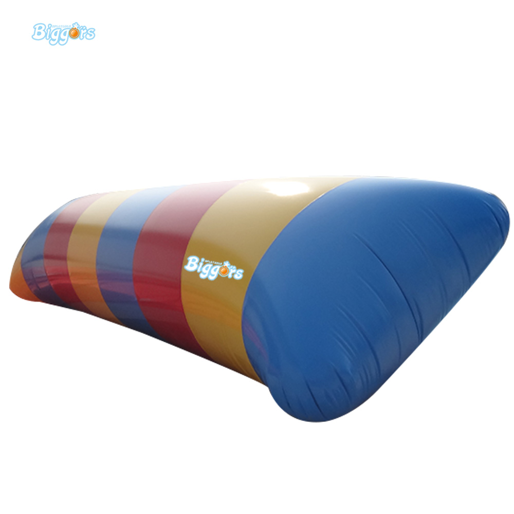 m003 free printing inflatable airtight screen inflatable billboard outdoor advertising airtight billboard Inflatable Durable Airtight Inflatable Water Catapult Jump Blobs Water Blob For Sale