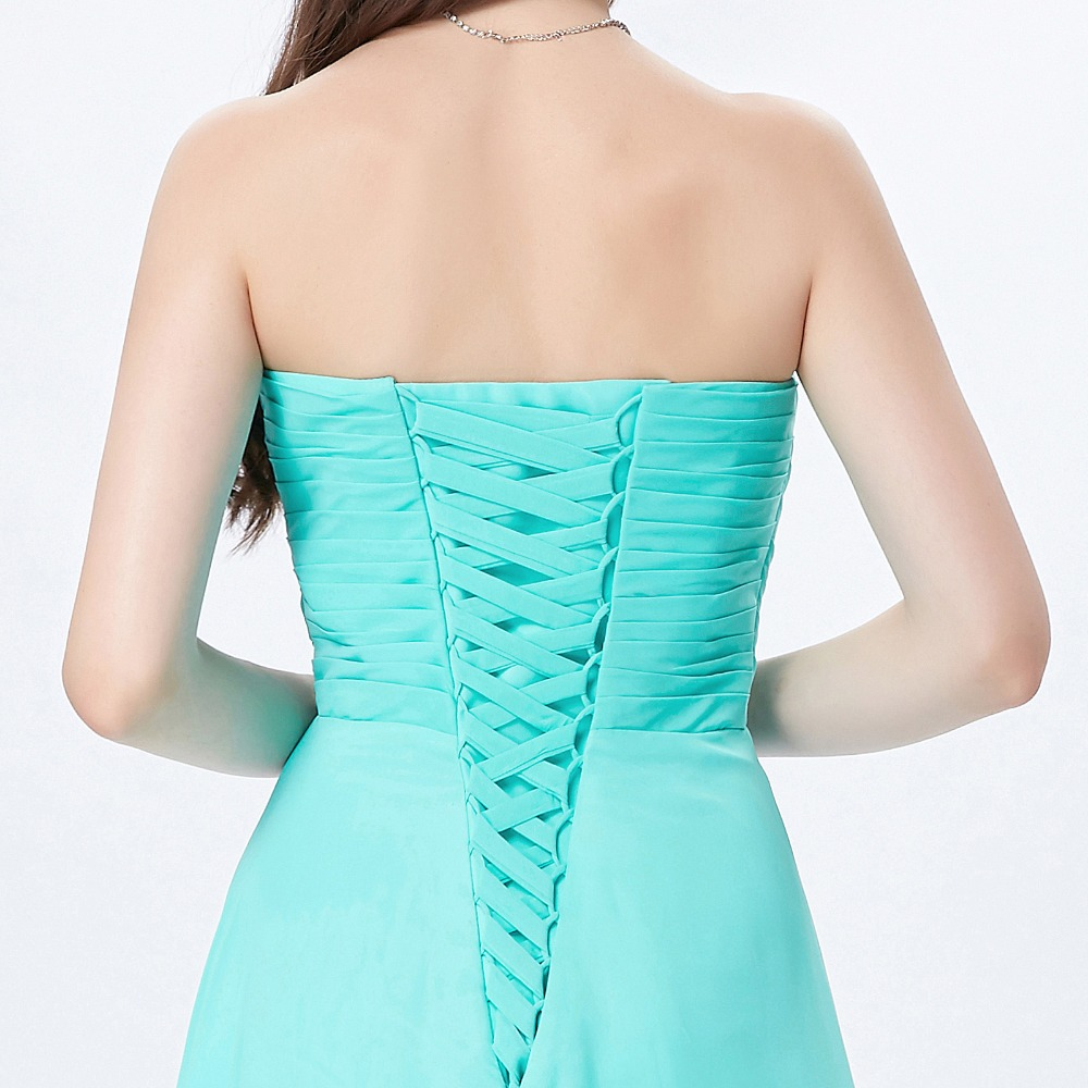 83b5f1ef93b4 Grace Karin Long Evening Dresses 2017 Chiffon Beaded Floor Length Formal  Elegant Wedding Party Dresses Turquoise Evening Gowns-in Evening Dresses  from ...