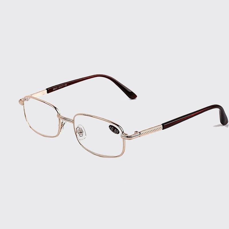 Klassisk Unisex-legering helfärgad höglinsa glaslinser - Kläder tillbehör - Foto 2