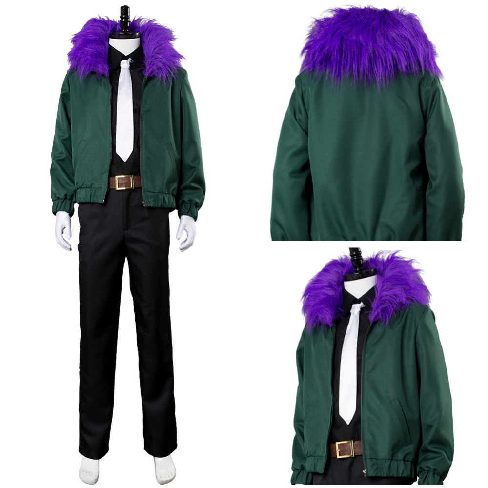 Cosplay Boku no Hero Costume My Hero Academia Kai Chisaki Cosplay Costume Halloween Christmas Costumes Men Women Outfit