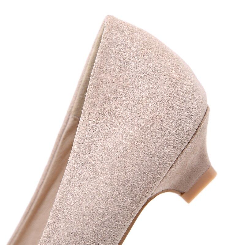 Mk Nude mk Mujeres Más Oficina Casual y3008 Nuevas Las Bombas Dama Elegante Rebaño Primavera En 12 2019 12 Tacón Zapatos Cristal Punta Tamaño Bajo Black De Resbalón y3008 qgRWEwS