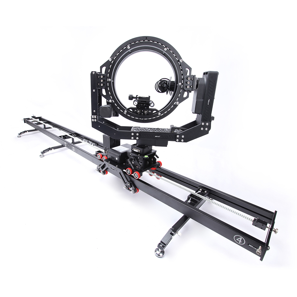 Asxmov G4s1 Multi Axis Motion Control Motorized Dolly