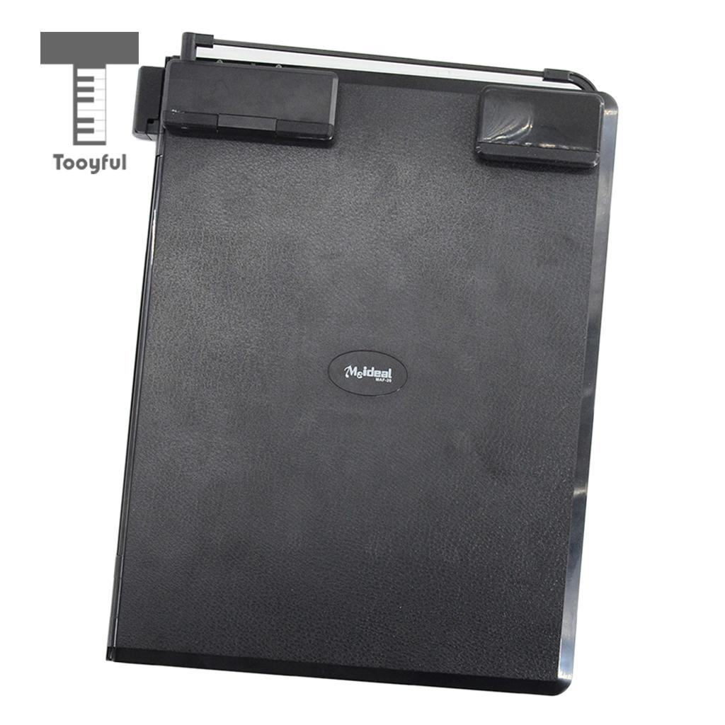 Music Stand Automatic Page-Flipping Machine for Instrumental Performance shark music page 2