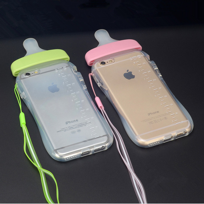 baby bottle iphone 7 case