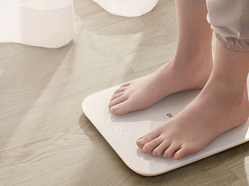 XIAOMI MIJIA Mi Smart Scale for BMI Measurement with Bluetooth LED screen and APP Control 13