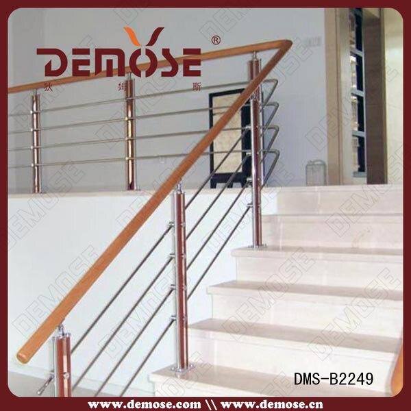 Diseño de la escalera inox escaleras pasamanos / acero