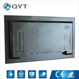 Image 4 - Embedded computer 1920X1080 4GB ddr4 32G ssd 24inch Industrial all in one pc with N3150 1.6GHz USB/WIFI/rs232/VGA