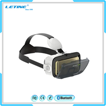 High Quality VR Bluetooth Virtual Reality 3D Glasses Headset For Iphone Samsung VR Box 3.5″-6.0″ Phone Google Cardboard Glasses