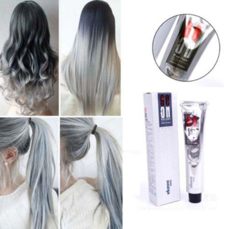Professional Danesi Semi Permanent Hair Color Dye Punk Hair Dye