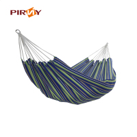 1 Set 1kg Portable 150 Kg Load Bearing Outdoor Garden Hammock Hang Bed Travel Camping Swing