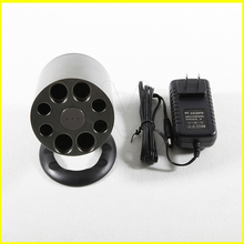 Зубная композитная смола, отбеливающий нагреватель геля, композитный нагреватель, вилка США/ЕС