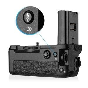 Image 5 - Vg C3Em の交換ソニーアルファ A9 A7Iii A7Riii デジタル一眼レフカメラ 1 個 Np Fz100 バッテリーで動作