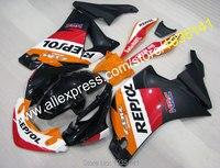 Sıcak Satış, Honda Için CBR250RR MC41 Parçaları 2011 2012 2013 2014 CBR 250 RR Repsol Aftermarket Motosiklet Fairing (enjeksiyon)