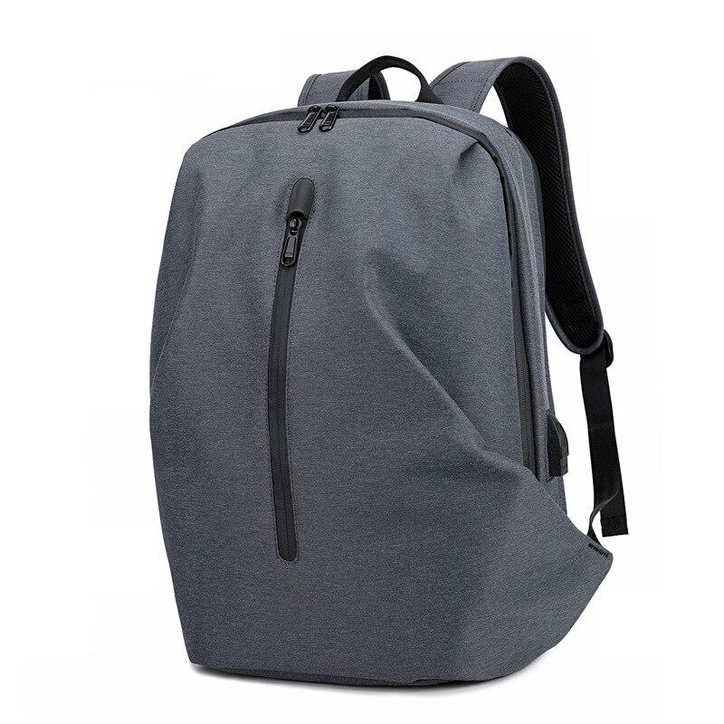 Multifonction USB charge hommes sacs 15 pouces sacs à dos d'ordinateur portable pour adolescent mode mâle Mochila voyage sac à dos Anti voleur LSH497