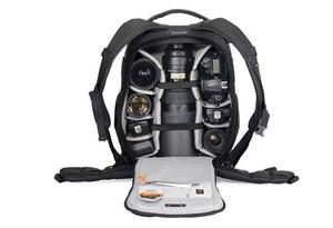 Image 4 - wholesale NEW Genuine Lowepro Flipside 500 aw FS500 AW shoulders camera bag anti theft bag camera bag