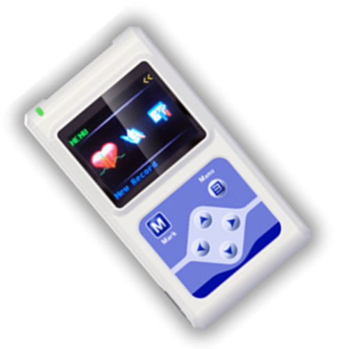 12 Kanal TLC5000 24 Saat EKG Holter, LCD Ekran Monitorinqi EKG - Səhiyyə - Fotoqrafiya 2