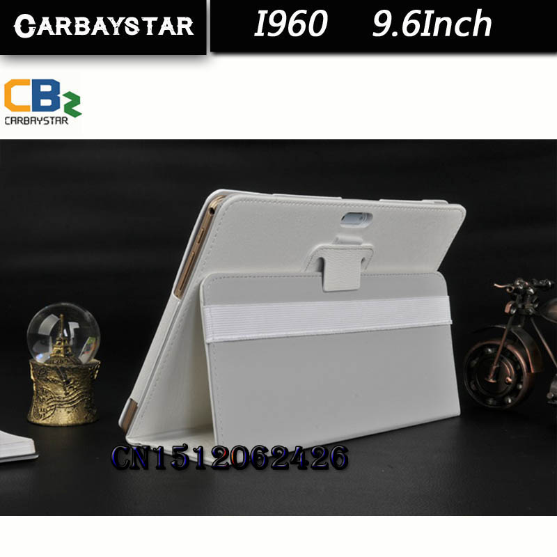 CARBAYSTAR 9.6 -inch tablet case TD I960 Protective T950s cover Our special case T950S S6000 S960 case