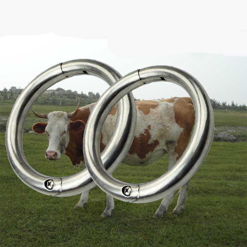 Free Shipping Large Number Of Ox Nose Ring Nose Ring Cattle