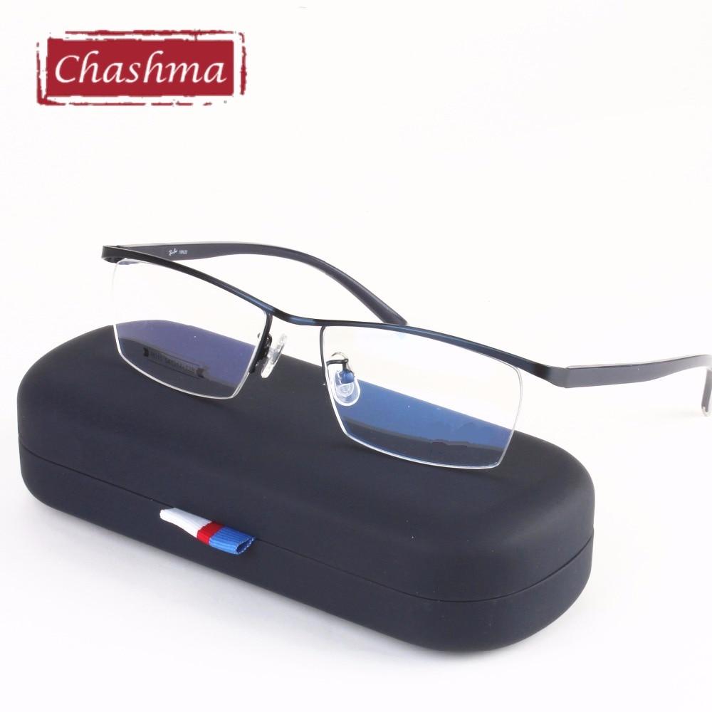 Chashma Gentle Gafas calidad superior inoxidable Marcos s Hombres ...