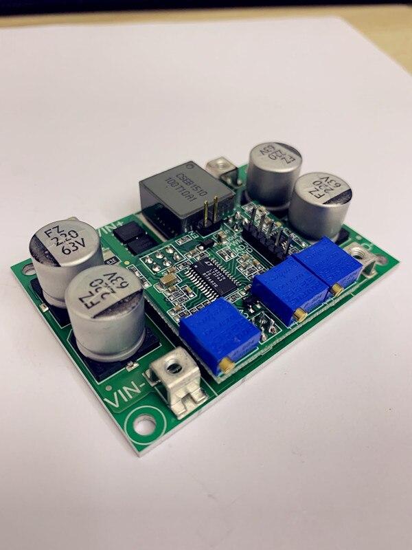 DC-DC haute puissance Buck alimentation réglable courant Constant tension constante 12 V 24 V 48 V/0-20A