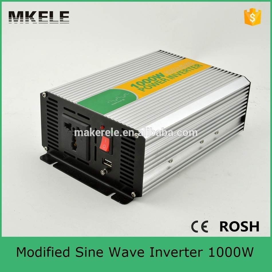MKM1000-482G modified sine wave power inverter 1000w 220v 48v off grid type inverter 240v inverter 1kw inverter for household 6es5 482 8ma13