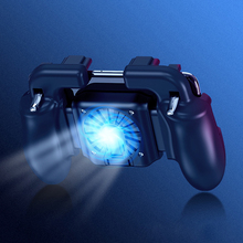 Pubg Controller Aim Button L1R1 Shooter Game Controller Pubg Mobile Gamepad no/with Cooler Fan Joystick For iPhone Android Phone