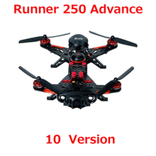 10 Version Original Walkera Runner 250 Advance Runner 250 R GPS Camera RC Drone Quadcopter
