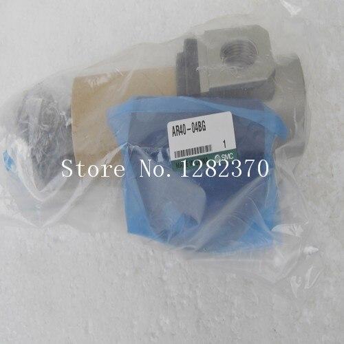 [SA] new original authentic spot SMC regulator AR40-04BG --2pcs/lot
