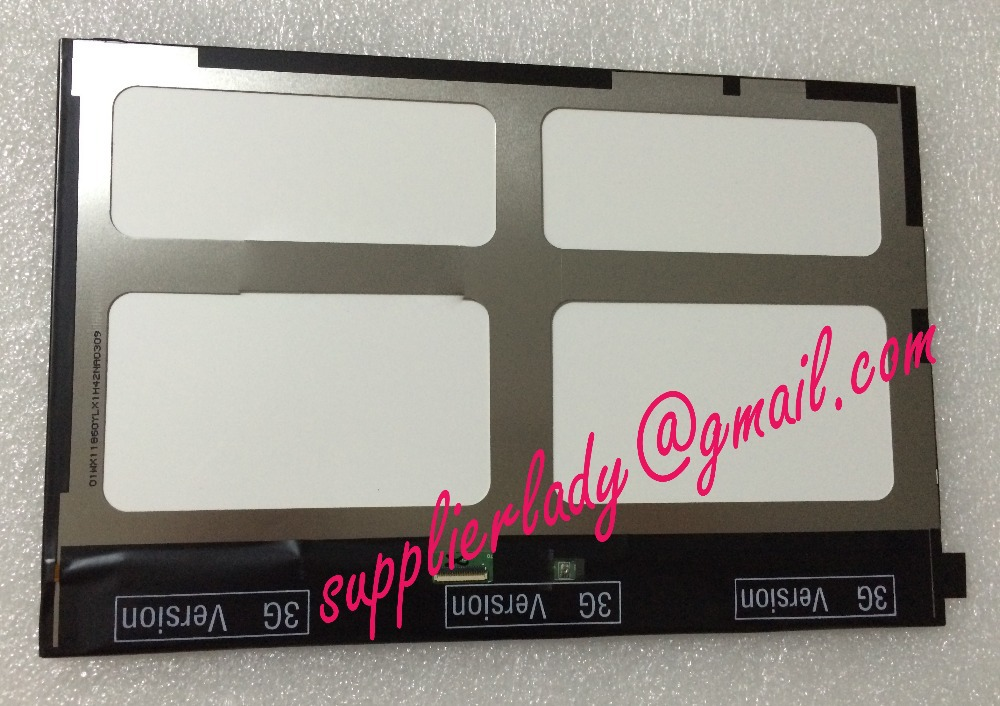 Original and New 10.1inch LCD screen for Lenovo YOGA 10 B8080 HD Tablet PC free shipping original and new 8inch lcd screen claa080wq065 xg for tablet pc free shipping