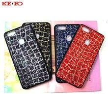 KEFO Luxury Glitter Bling Case For OPPO R9 R9S R11 R11S Plus F5 A57 A59 A73 f9e350554ba9