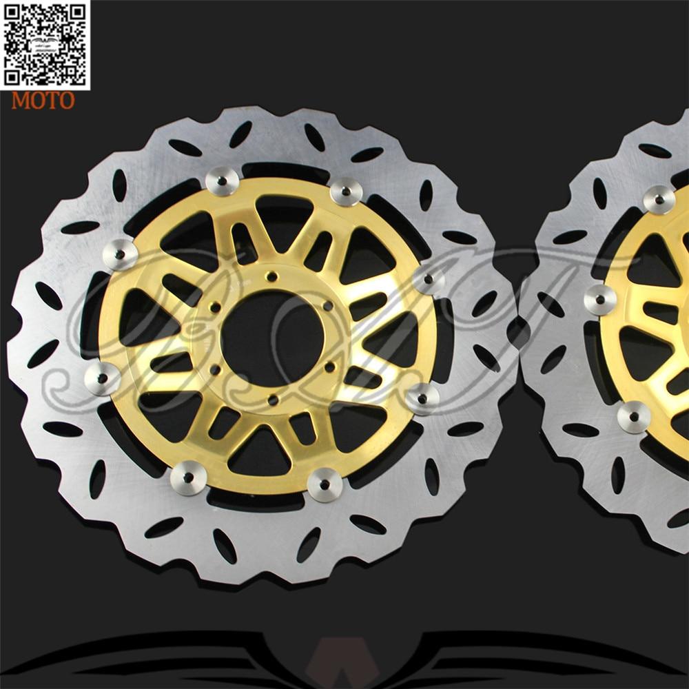 Motorcycle Front Brake Discs Rotor  For Honda CB400 1992 1993 1994 1995 1996 1997 1998 motorbike brake