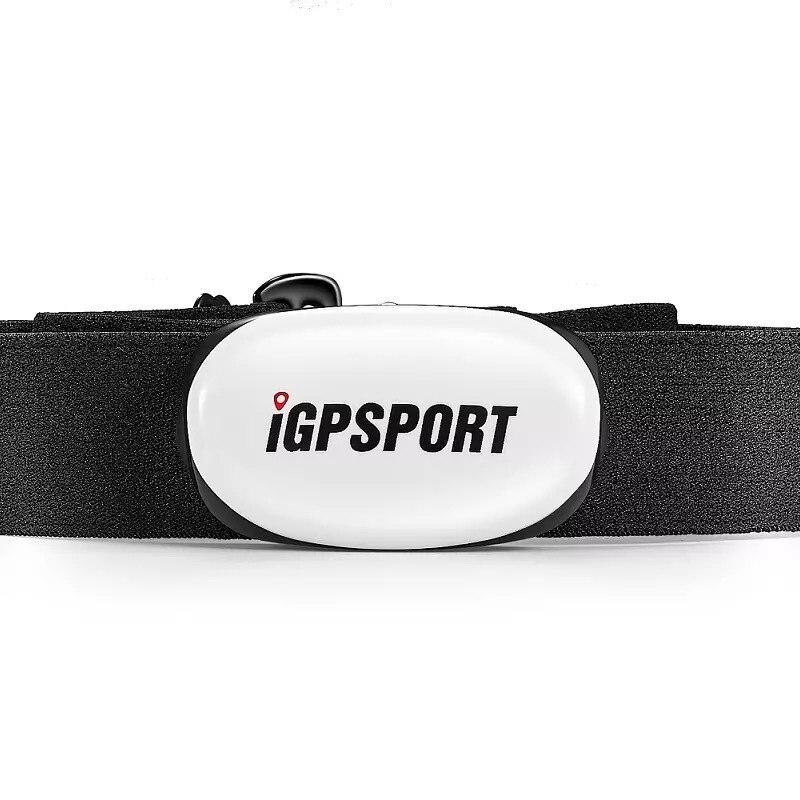 IGPSPORT HR40 ANT + Bluetooth 4.0 moniteur de fréquence cardiaque vélo sangle de poitrine Sports de plein air Fitness course vtt vélo ordinateur