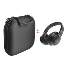 Portable Headphone Box Bag Case for JBL E45BT E40BT E55BT Soundgear UA Flex Duet NC Wireless JR300 T450BT V750NC Headphones