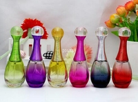 200 Pieces/Lot 20ML Fashion Glass Perfume Bottle With Spray&Empty Parfum Case With