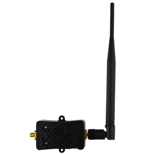 Image 3 - Ucuz! 4W 802.11b/g/n Bluetooth Wifi kablosuz amplifikatör yönlendirici 2.4Ghz WLAN sinyal güçlendirici sinyal güçlendirici anten Wi fi amplifikatör