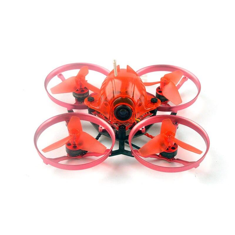 Happymodel Snapper7 75mm 1 S intérieur sans brosse FPV quadrirotor Micro Drone Whoop FPV Kit 0802 KV19000 moteurs Frsky Flysky DSM2/DSM *