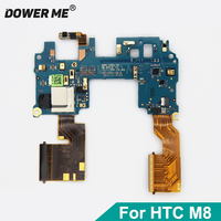 Dower Me Main Board Motherboard FPC Connector Main Flex Cable With Microphone Power Switch Module For