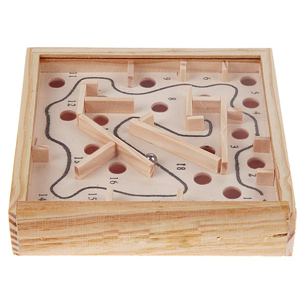 New Kids Maze Toys Puzzle Game Intellectual Development Children Educational Toy Gift