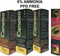 FRee shipping EYEBROW TINT CREAM KIT SET HENNA BROW DYE NO AMMONIA & PPD Brown Black + OXYDANT