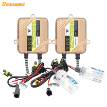 Buildreamen2 H1 H3 H4 H7 H8 H9 H11 9005 9006 9007 880 881 55W Auto HID Xenon Kit Bulb Ballast 4300K Car Light Headlight Fog Lamp