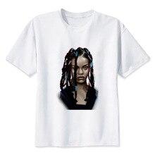 3ee3852058e94 Galeria de rihanna shirts por Atacado - Compre Lotes de rihanna ...