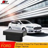 Авто закрыть окно автомобиля БД системы для Ford Mondeo/Taurus/edge Car Power окно roll up/ удаленно закрыть 4 windows аксессуары