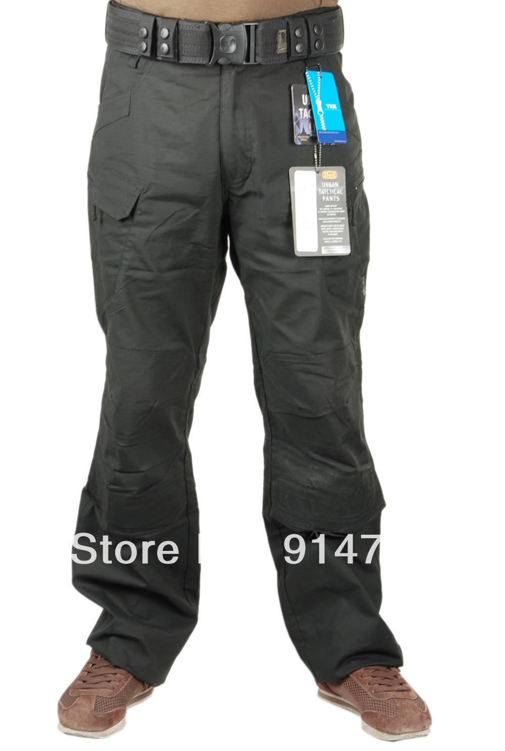 Tactical line utl夏ズボンパンツ黒でSIZES 34021  グループ上の メンズ服 からの メンズセット の中 2