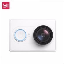 [НОВЫЕ международное издание] Yi Action Z23L ЕС Версия спортивные Камера Wi-Fi BT4.0 16MP 1080 P HD 155 градусов широкоугольный объектив