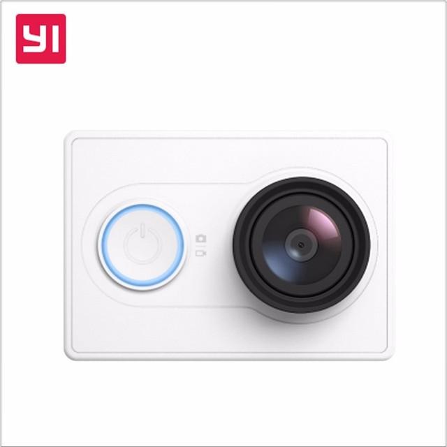 [Nova Edição Internacional] xiaomi yi ação z23l ue versão câmera de esportes wi-fi bt4.0 16mp 1080 p hd 155 graus de largura lens