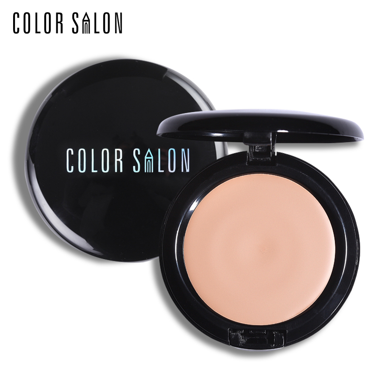 Color Salon Seamless light foundation cream radiant concealer foundation face makeup concealer Base Cosmetic primer Cream купить недорого в Москве