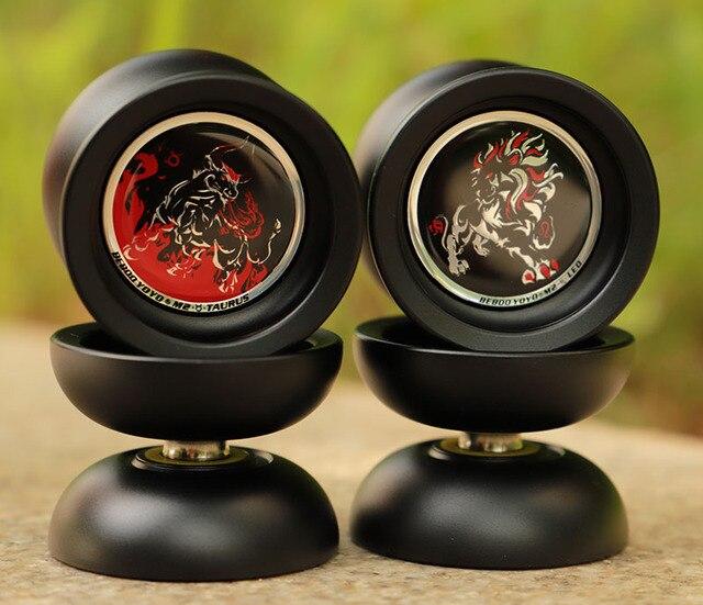 BEBOO-YOYO-Professional-Yoyo-M2-Pisce-Aluminum-Alloy-yo-yo-set-Yo-yo-Glove-3-ropes