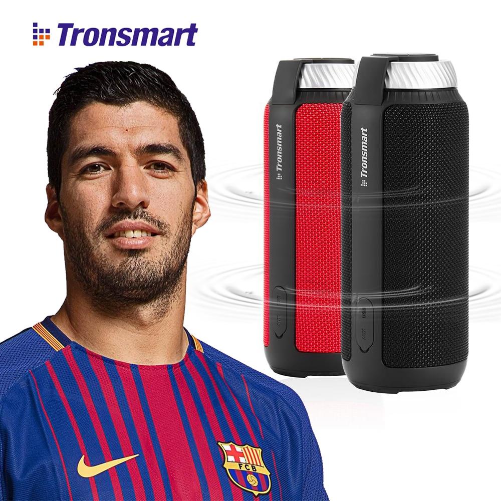 Tronsmart Élément T6 25 W enceintes portables bluetooth avec 360 Degrés Son Stéréo et microphone intégré
